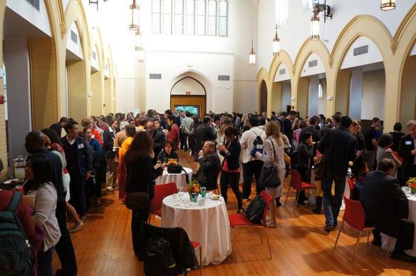 Boston Opening Reception - Room Shot