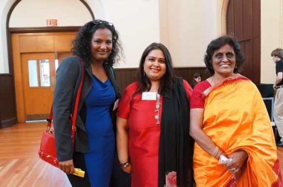 Boston Opening Reception - Scholars 1
