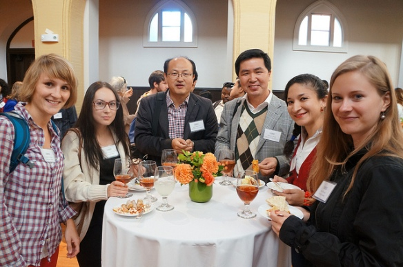 Boston Opening Reception - Scholars 2