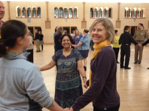 Visiting Fulbright Scholar Binda Paranjape (India)