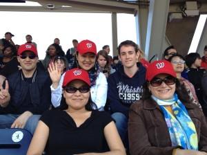 """Visiting Fulbright Scholars with """"Natitude"""""""